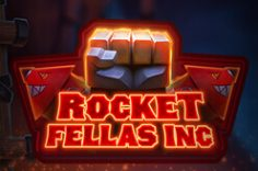 Играть в Rocket Fellas Inc